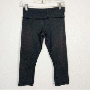 Lululemon Gray Yoga Leggings